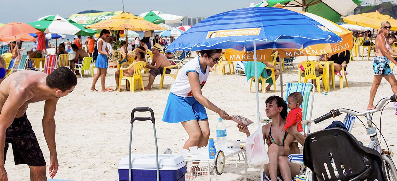 Ação na Praia 2015