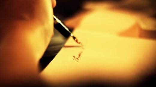 Book trailer de Cartas Lacradas