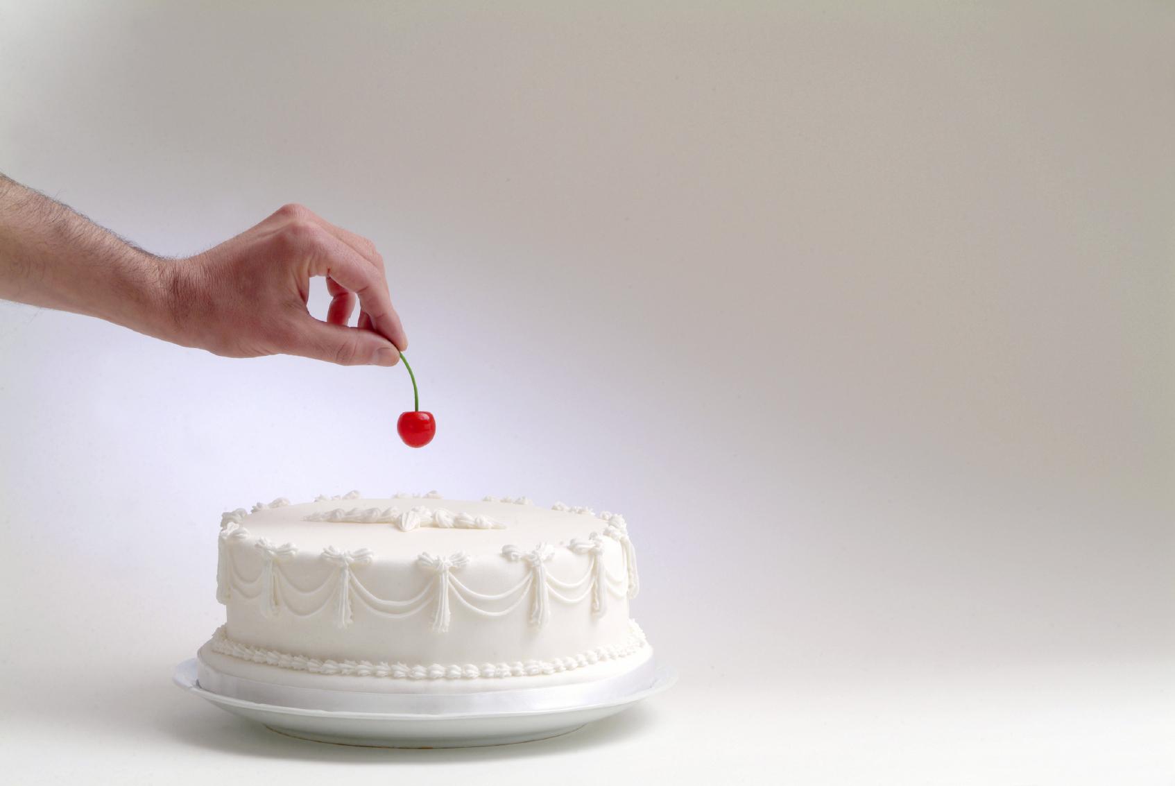 Share SP 2015: o bolo não precisa de cereja