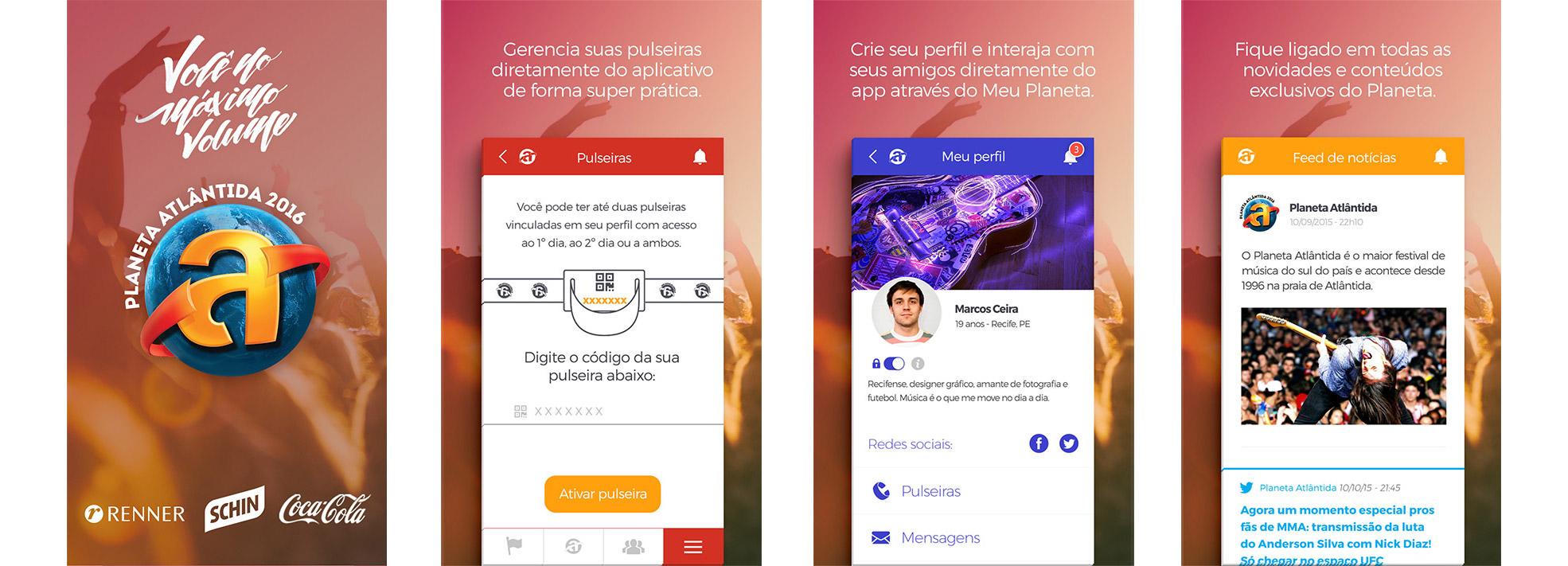 Plataforma digital e mobile