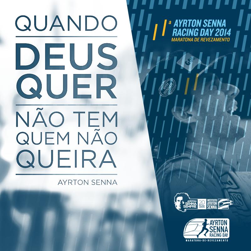 Ayrton Senna Racing Day 2014