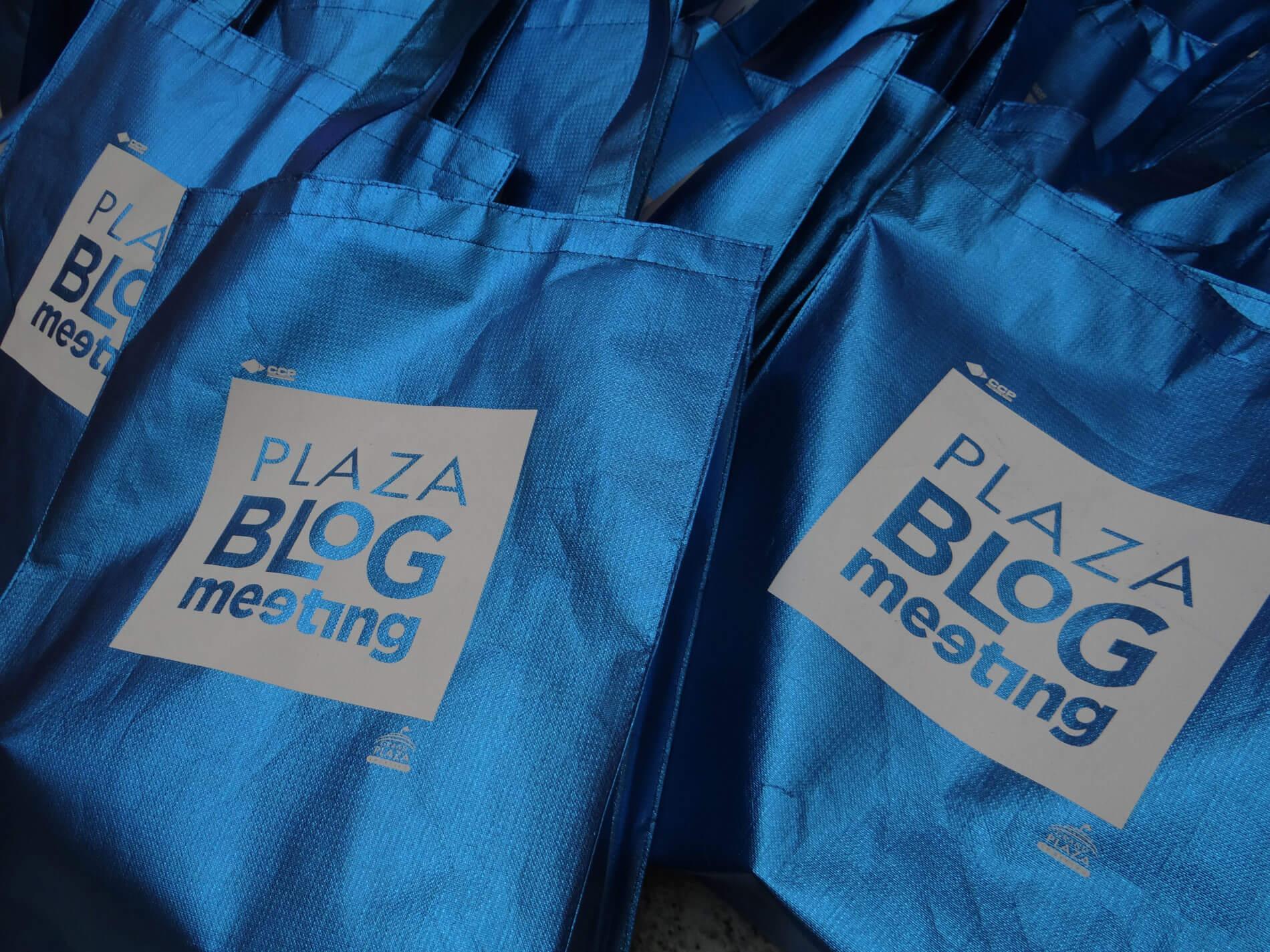 Plaza Blog Meeting
