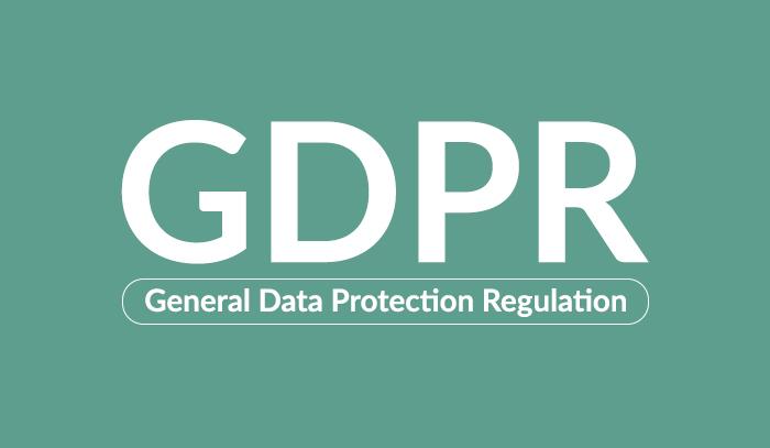 O que é GDPR: a sigla significa General Data Protection Regulation.