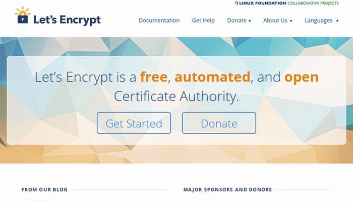 Com o Let's Encrypt, é possível instalar um certificado SSL em seu site